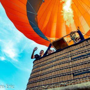 Ballonvaart prijs